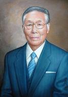 アクリル肖像画