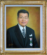 T氏の肖像 2018、12