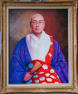ご僧侶の肖像