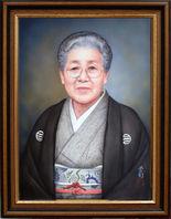 肖像画の益子では、葬儀の肖像画にも対応しております。