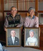 アクリル肖像画「Wさまご夫妻」